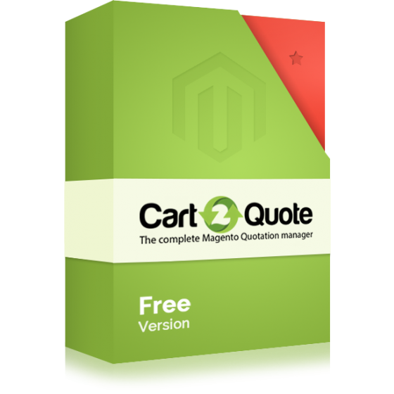 Cart2Quote Free Version